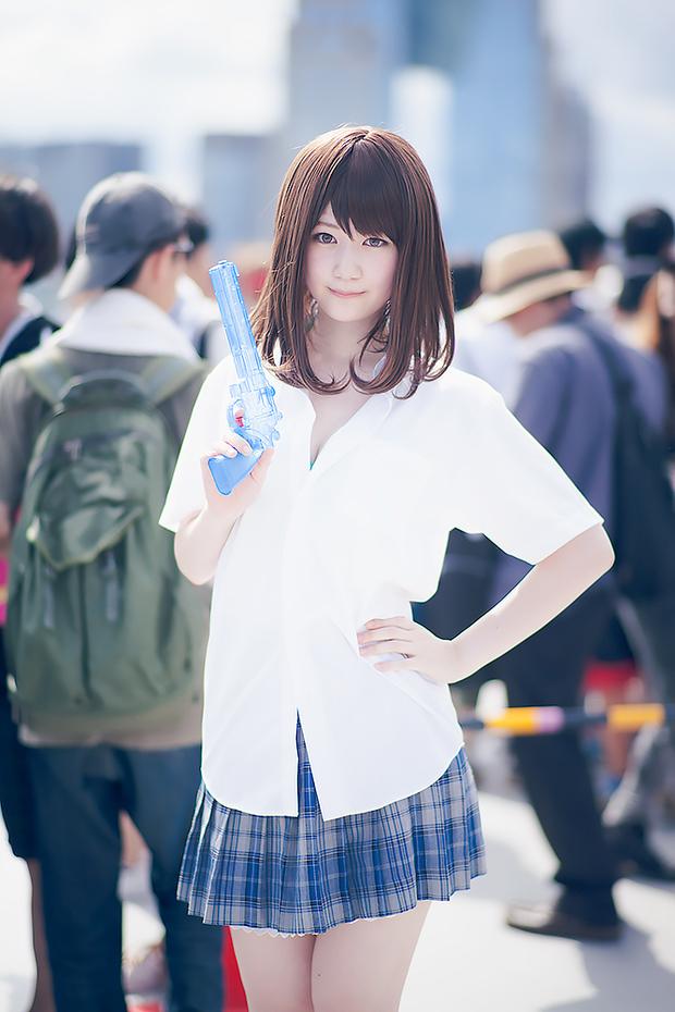 コミックマーケットC92みゅーあさん(『GF(仮)』椎名心実)