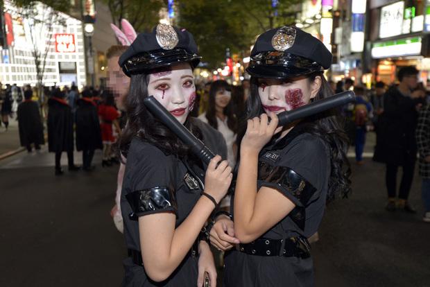渋谷ハロウィン2017ギャル!_DSC0106