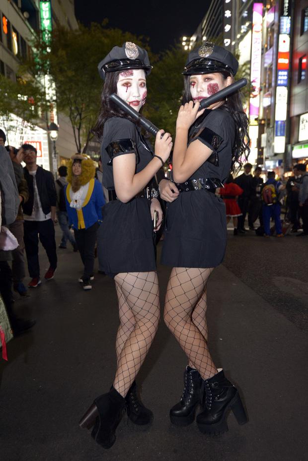 渋谷ハロウィン2017ギャル!_DSC0108