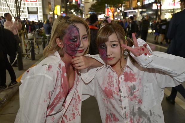 渋谷ハロウィン2017ギャル!_DSC0109