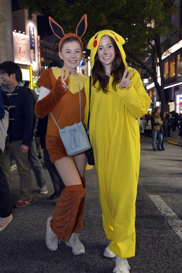 渋谷ハロウィン2017ギャル!_DSC0124