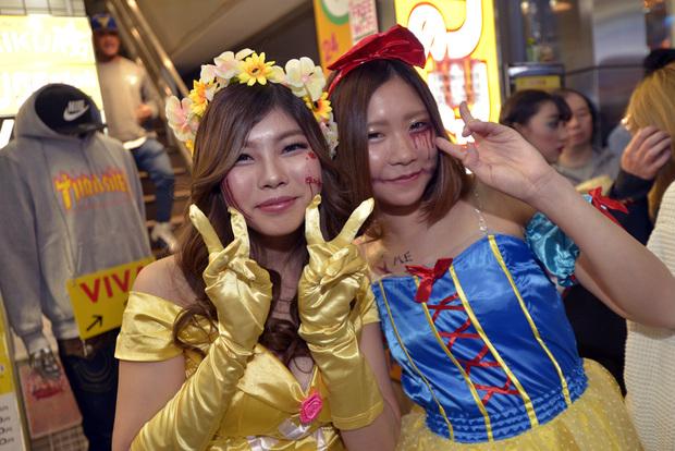 渋谷ハロウィン2017ギャル!_DSC0252