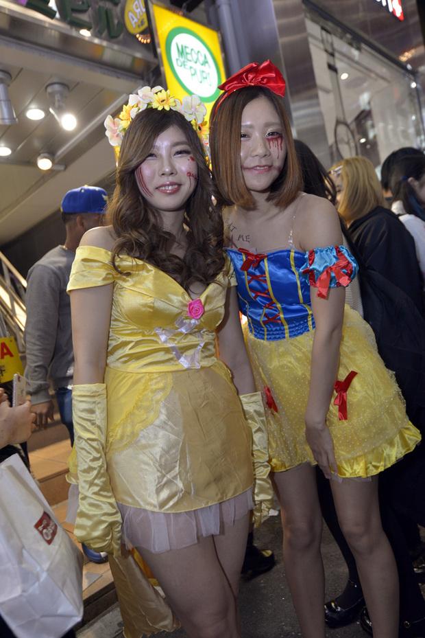 渋谷ハロウィン2017ギャル!_DSC0253