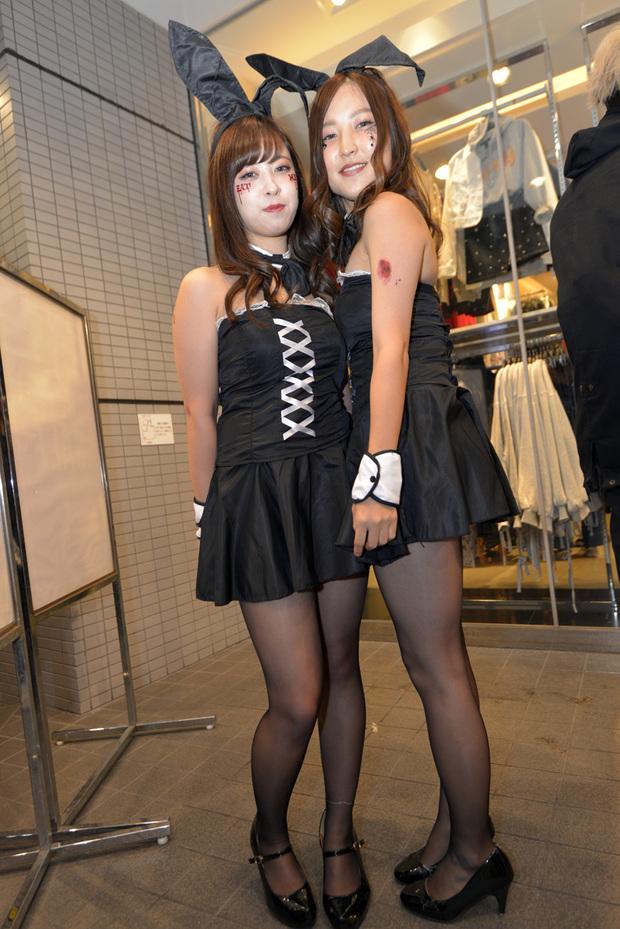 渋谷ハロウィン2017ギャル!_DSC0276