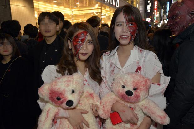 渋谷ハロウィン2017ギャル!_DSC0279