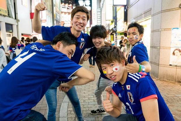 渋谷で聞いたワールドカップ優勝国