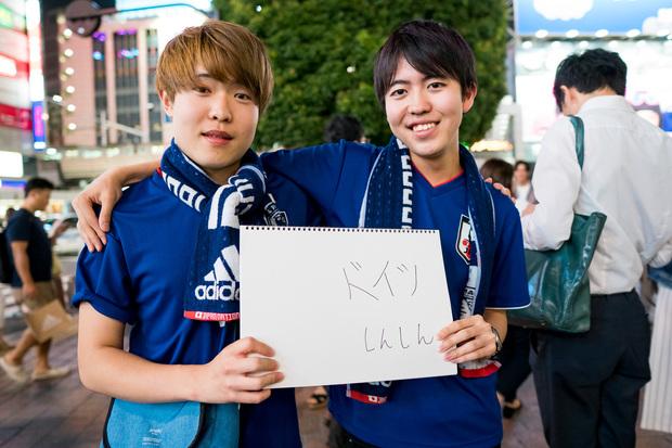 渋谷で聞いたワールドカップ優勝国:ドイツ