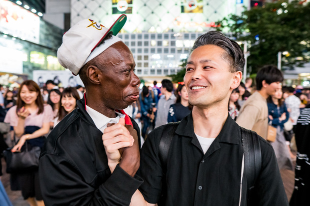 渋谷で聞いたワールドカップ優勝国:だれ?