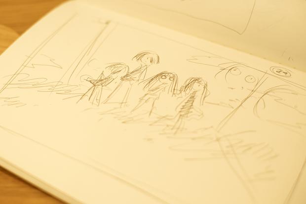 西島大介さん描き下ろしイラスト