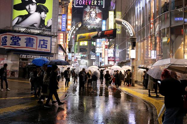 2016年の渋谷
