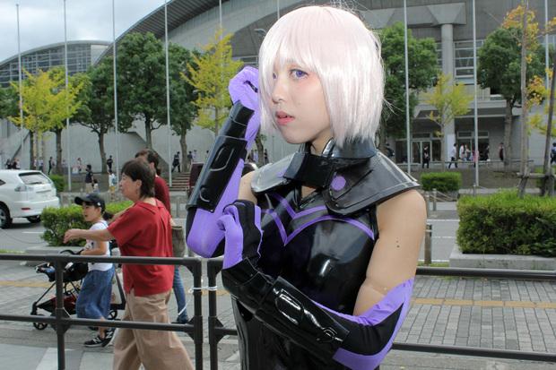 はちやさん(『Fate/Grand Order』マシュ)