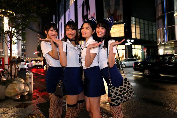 渋谷ハロウィン_コスプレ17
