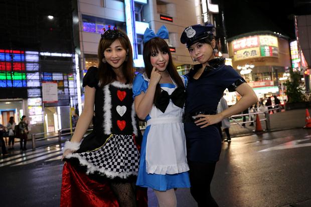 渋谷ハロウィン_コスプレ7