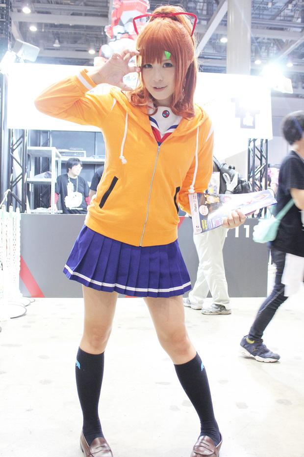 【コミケ90】夏コミのコスプレコンパニオンまとめ「ハイスクール・フリート」2