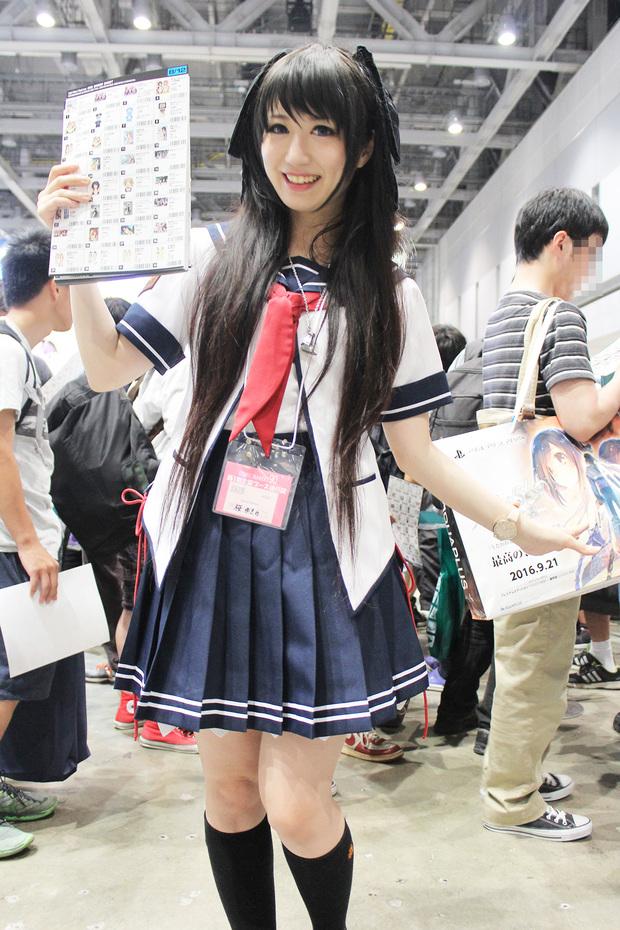【コミケ90】夏コミのコスプレコンパニオンまとめ「sprite」2