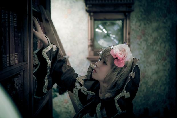 本を探す「シノアリス」いばら姫