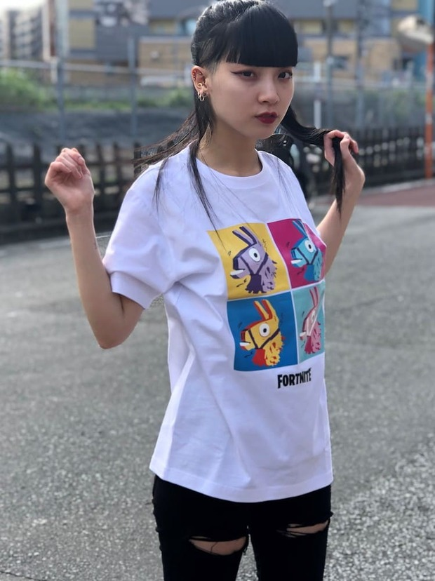 Fortnite_Tシャツ