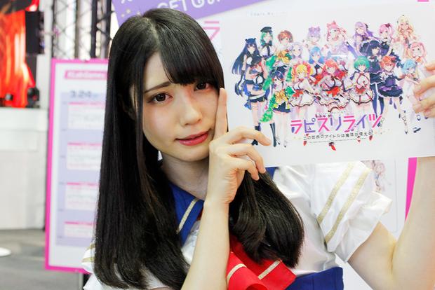「AnimeJapan 2018」コスプレコンパニオン写真9
