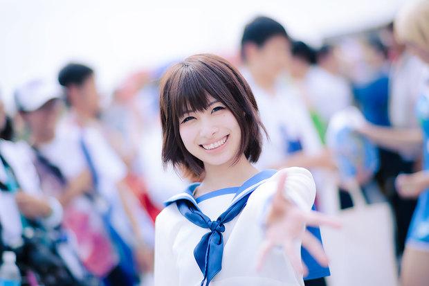 みなみさん(『ストライクウィッチーズ』宮藤芳佳) 2