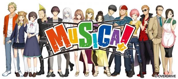 MUSICA!