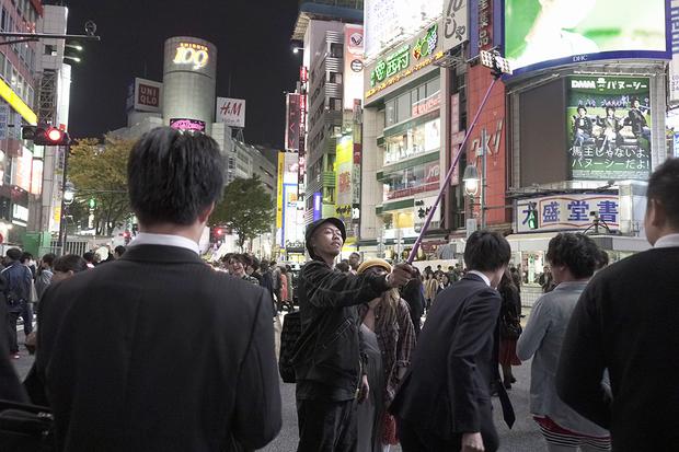 2017年、渋谷のハロウィン開幕