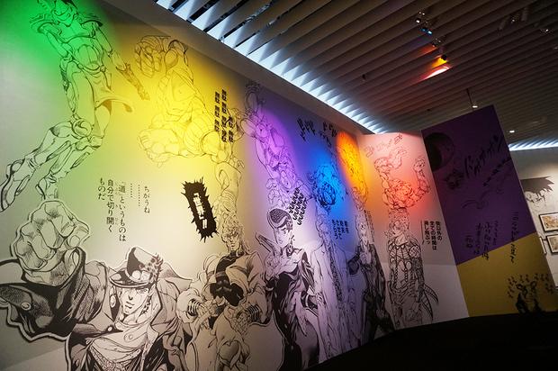 (C)荒木飛呂彦&LUCKY LAND COMMUNIC ATIONS/集英社