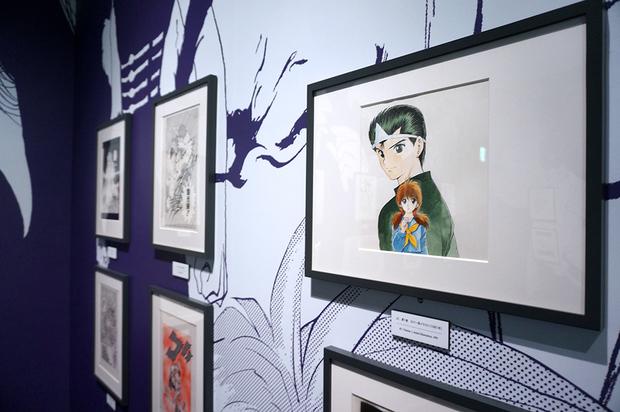 (C)冨樫義博 1990-1994年