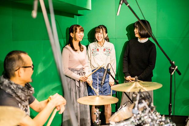 和氣あず未さん、鬼頭明里さん、春野杏さんが高橋まことさんに弟子入り!
