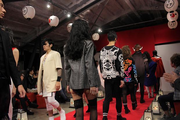 ふんどしファッションフェスティバル