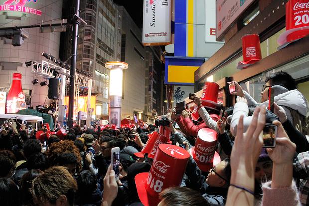 渋谷カウントダウン