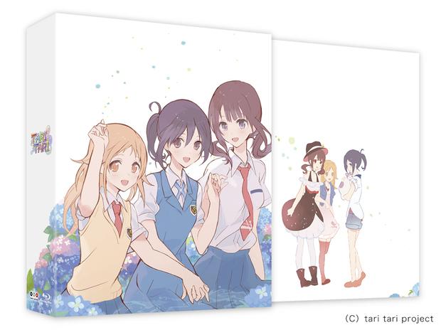 TARI TARI Blu-ray Disc BOX 発売元:ポニーキャニオン