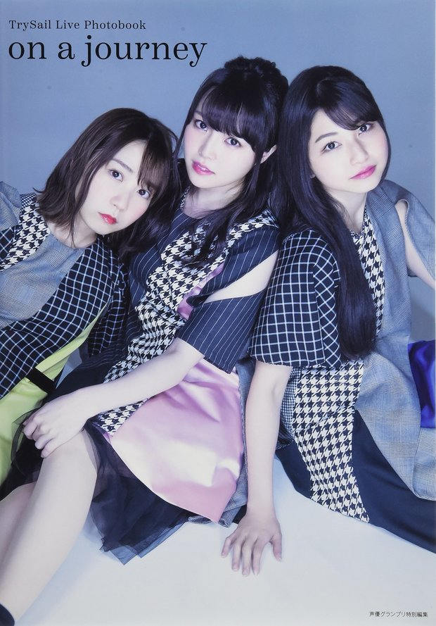 TrySail Live Photobook on a journey