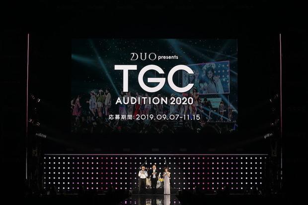 (c)マイナビ presents TOKYO GIRLS COLLECTION 2019 AUTUMN/WINTER