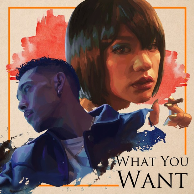 「What You Want ft. IO」