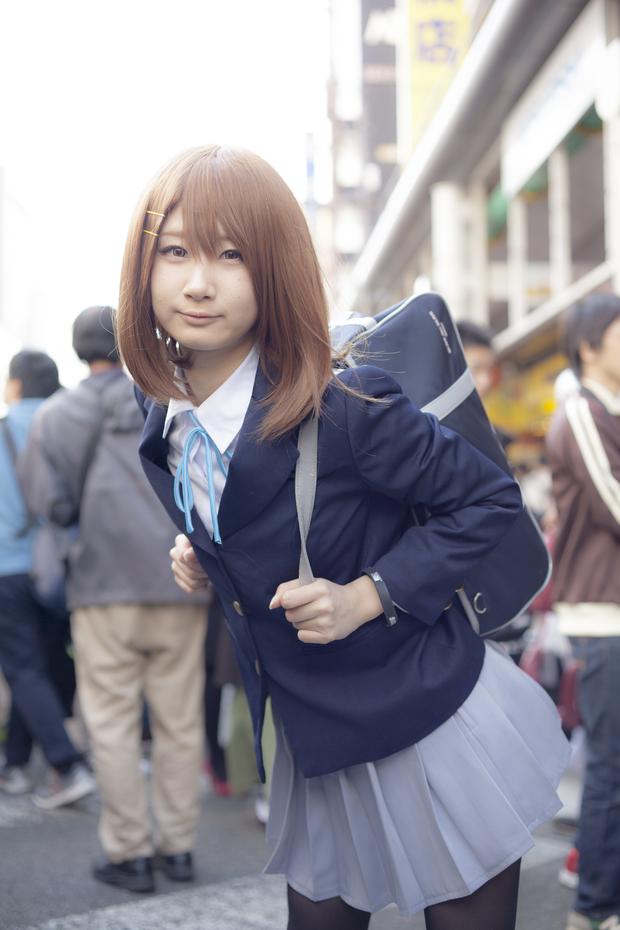 十重さん(『けいおん!』平沢唯)3