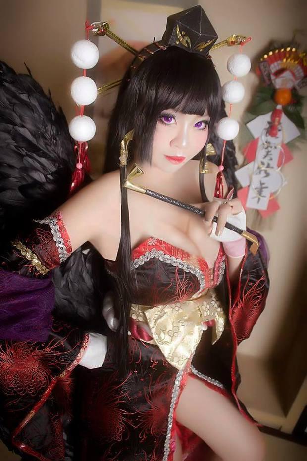 Koyukiさん/『DEAD OR ALIVE』女天狗