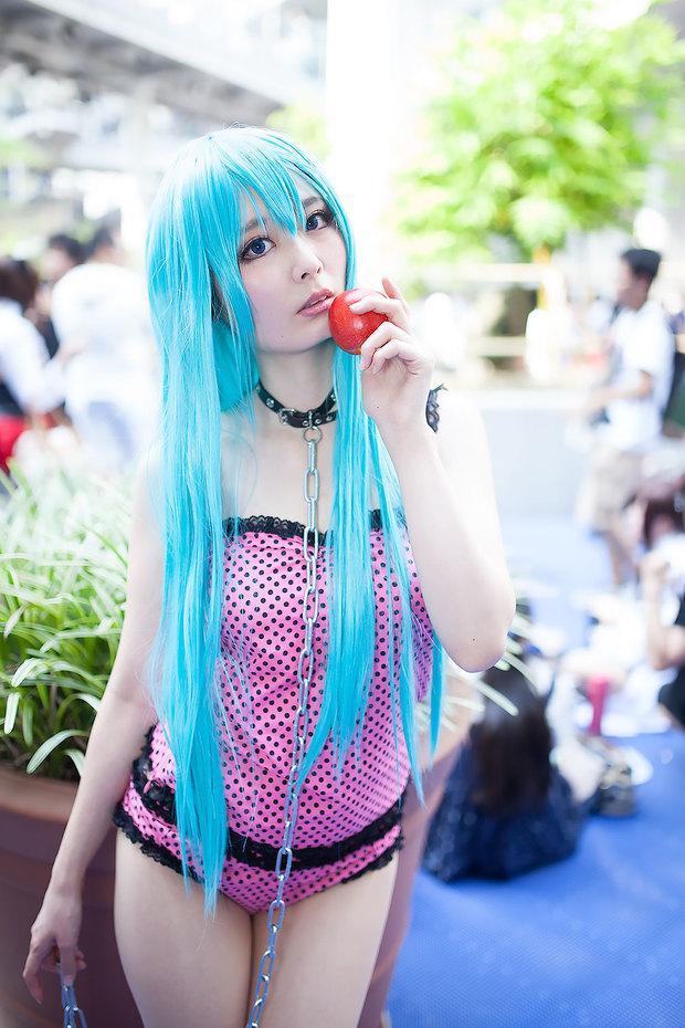 苺衣さん/「コスサミ」 Photo by Diora