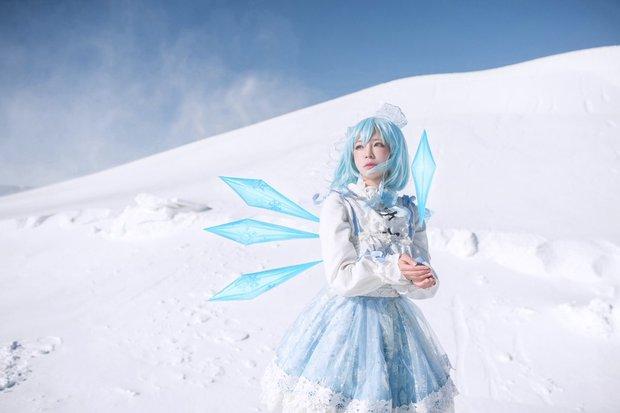 Eroko千葉さん/『東方Project』チルノ2