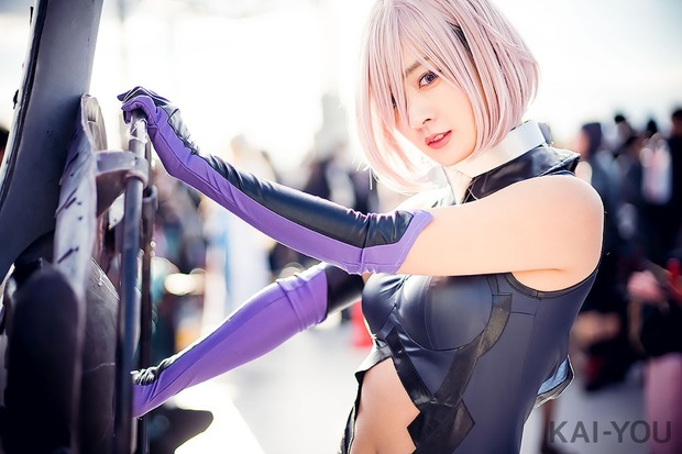 池尻愛梨さん/『Fate/Grand Order』マシュ・キリエライト_4