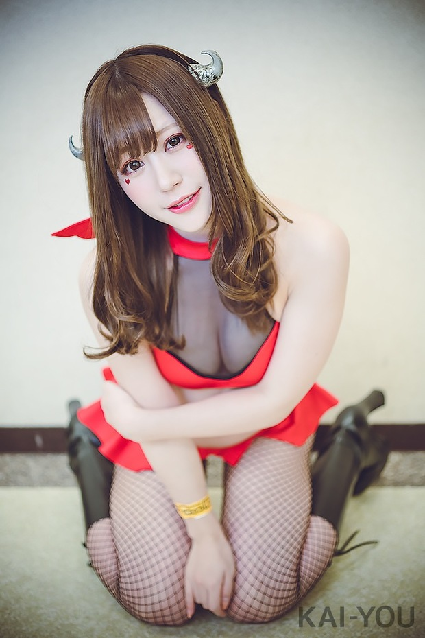 白玉ろぷ/小悪魔ちゃん2
