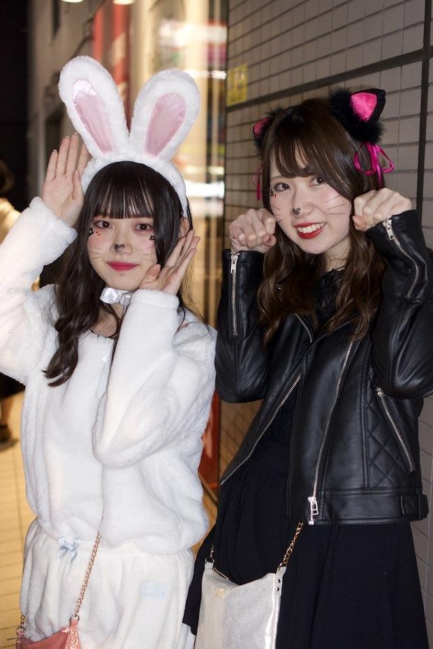 渋谷のハロウィン2018