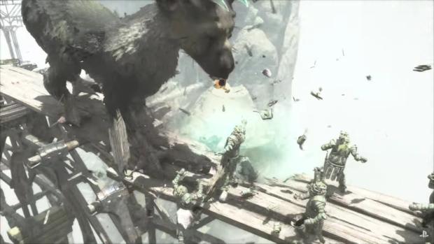 The Last Guardian - E3 2016 Trailer   PS4 スクリーンショット 4