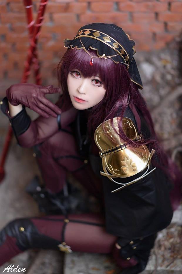 Artyさん/『Fate/Grand Order』スカサハ
