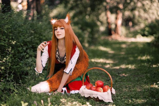 Melissa Lissovaさん/『狼と香辛料』ホロ
