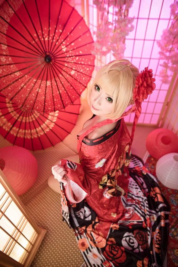 kiyoさん/『Fate/EXTELLA』ネロ・クラウディウス Photo by Simply Random