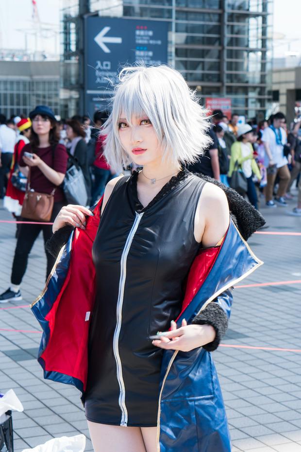 冬華さん/『Fate/Grand Order』ジャンヌオルタ1