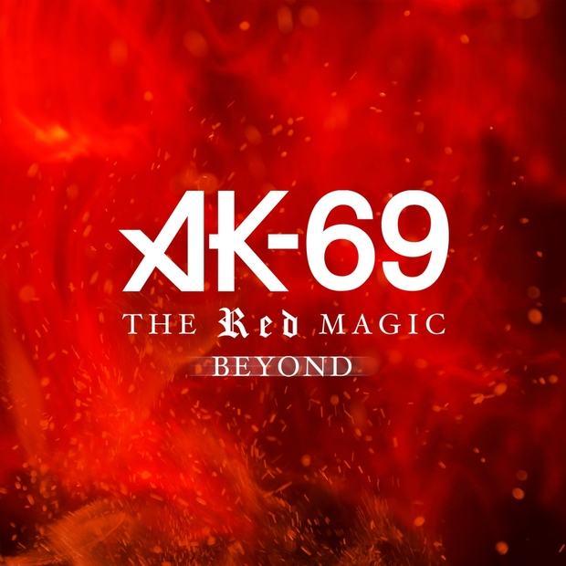 「THE RED MAGIC BEYOND」配信用ジャケット