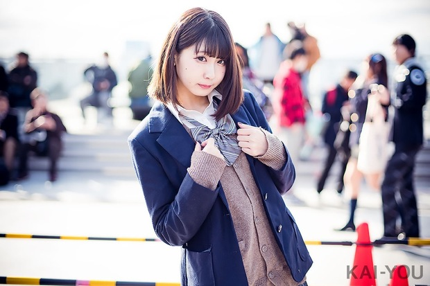 こかげ(千音)さん_2/オリジナル制服