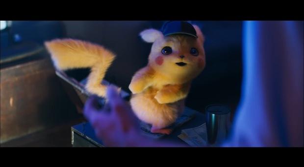 数々のポケモンが登場する『名探偵ピカチュウ』PV