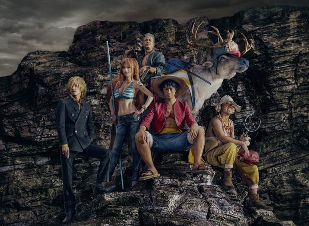 ONE PIECE×Indeed
